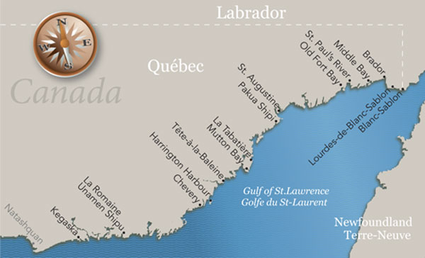 Lower north shore